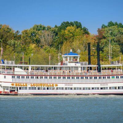 Belle of Louisville | Ohio River | Cruise | See Louisville