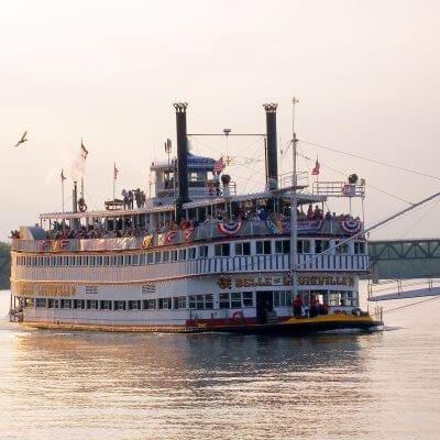 Belle of Louisville | Ohio River | Cruise | Bridge